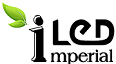 Imperial LED LOGO